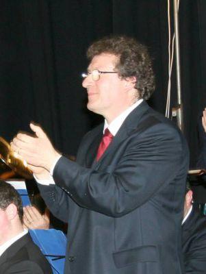 Il maestro Franco Brusini